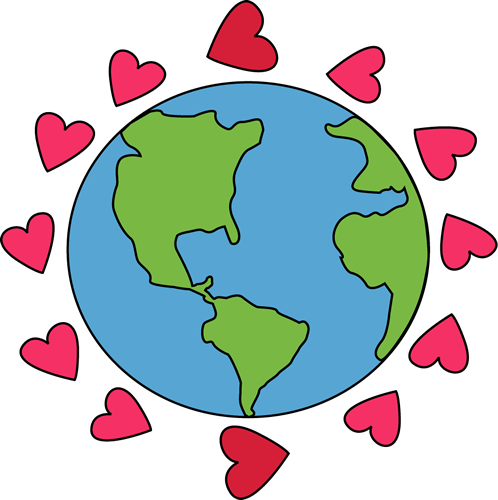 Clipart for Kids on Earth Day