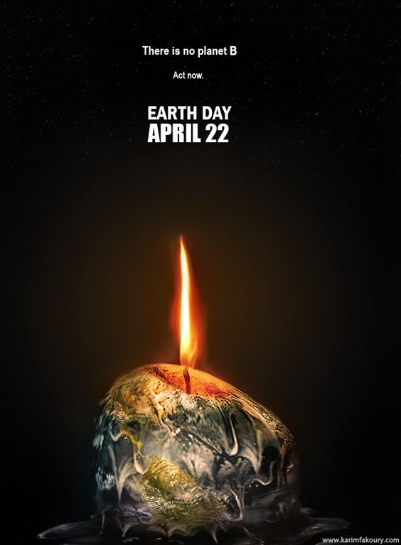 Handmade Posters on Earth Day