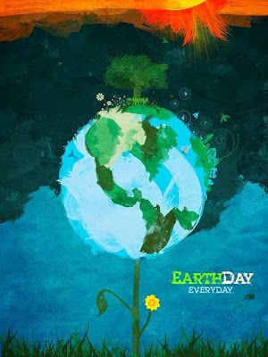 Earth Day Posters for Women