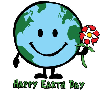 Earth Day Clipart for Kids