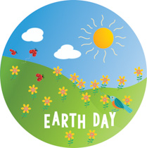 Earth Day 2019 Clip Art