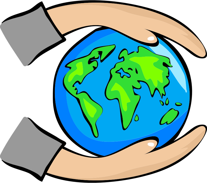 Earth Day 2017 Clipart for Kids