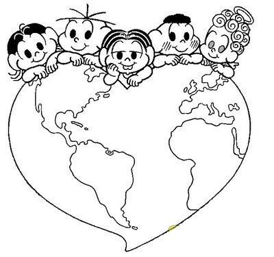50+ Earth Day Coloring Pages in 2019 - Save Earth Coloring Pages