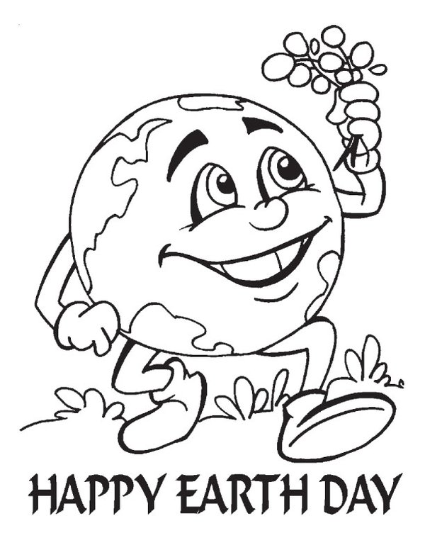 photo relating to Earth Day Printable Coloring Pages referred to as 50+ Globe Working day Coloring Internet pages within 2019 - Preserve Planet Coloring Webpages