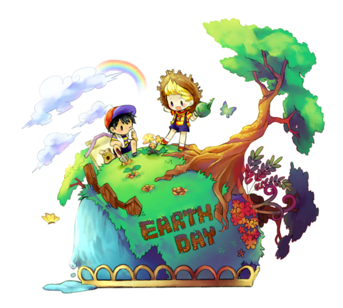 Earth Day Drawing Competition